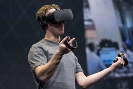 Facebook реорганизовала Oculus, чтобы сосредоточиться на долгосрочных VR-целях