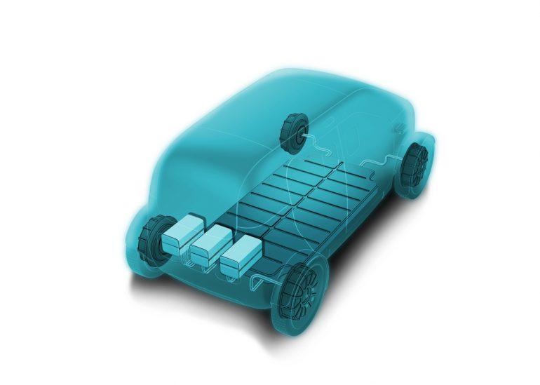 Biomega SIN - концепт городского электромобиля с минималистичным дизайном, четырьмя двигателями в колесах, запасом хода 160 км от батареи 20 кВтч и ценником €20 тыс.