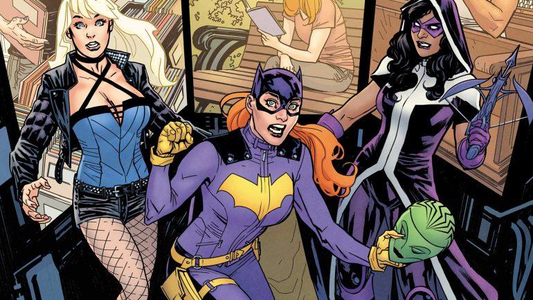 """Фильм о женщинах-супергероях киновселенной DC Universe назвали """"Birds of Prey (And The Fantabulous Emancipation of One Harley Quinn)"""" / """"Хищные птицы (И фантастическое освобождение Харли Квинн)"""", премьера состоится 7 февраля 2020 года"""