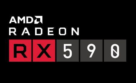 Представлена видеокарта AMD Radeon RX 590 [Первые тесты]