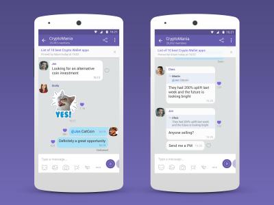 Разработчики Viber заявили, что их мессенджер стал первым в мире, способным запустить сообщество с 1 млрд участников