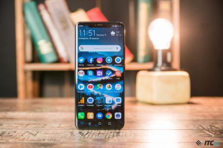 ТОП-10 самых производительных Android-смартфонов октября по версии AnTuTu возглавили модели на базе SoC Kirin 980
