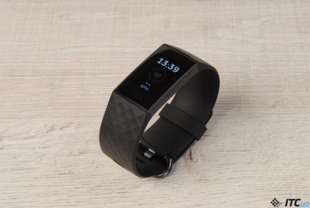 Обзор фитнес-браслета Fitbit Charge 3
