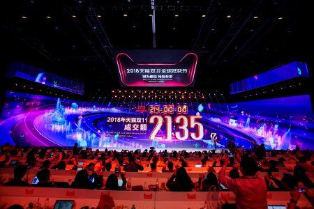 Alibaba обновила рекорд онлайновых продаж в День холостяков. За сутки было продано товаров более чем на $30 млрд