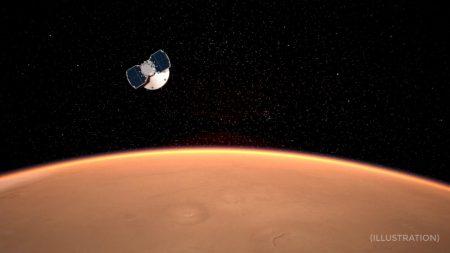Посадочный модуль InSight успешно приземлился на Марсе