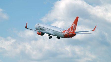 SkyUp начала продажу билетов на внутренние рейсы по цене от 500 грн