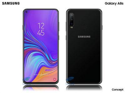 Опубликованы характеристики смартфона Samsung Galaxy A8s: SoC Snapdragon 710, 6 ГБ ОЗУ и четыре камеры