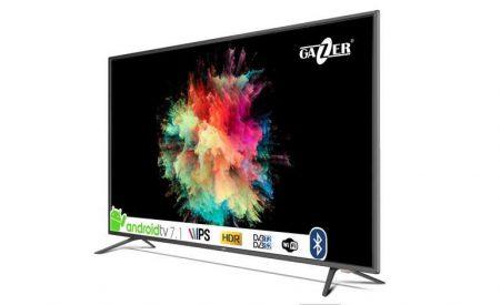 Gazer представила в Украине две телевизионные новинки: Gazer smart TV 32 и Gazer smart TV 43