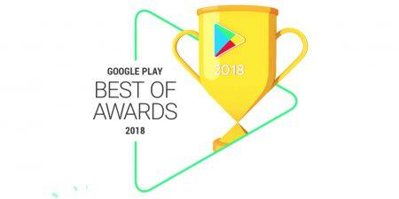 Пользовательский Play Awards 2018: Google даст пользователям самим выбрать лучшие приложения Google Play