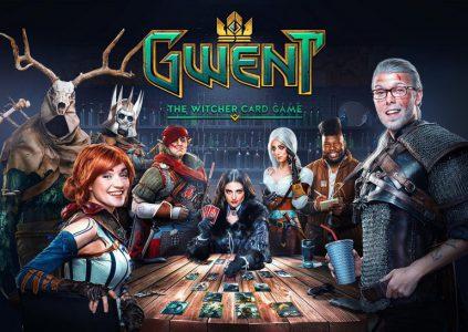 Gwent: The Witcher Card Game – финальная версия