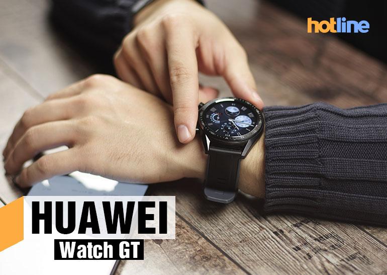 Видеообзор смарт-часов HUAWEI Watch GT - ITC.ua 602f2c67a101b