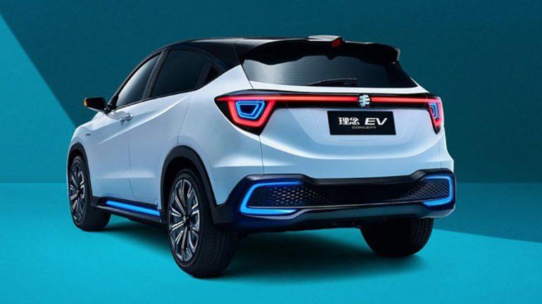 —ерийный электрокроссовер Honda Everus VE-1 дл¤ рынка ита¤ получил батарею на 54 к¬тч, запас хода 340 км и ценник ниже $25,000