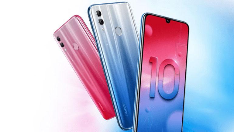 Анонсирован смартфон Honor 10 Lite с 6,21-дюймовым дисплеем SoC Kirin 710 и ценой от $200