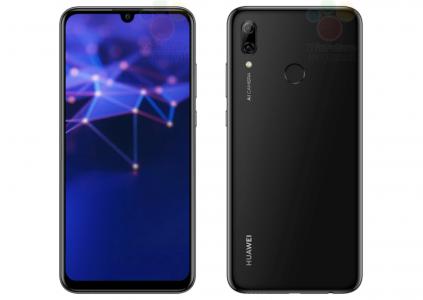 Опубликованы официальные рендеры и характеристики смартфона Huawei P Smart 2019