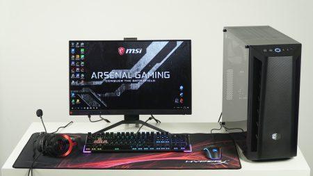Игровой ПК на базе AMD: хороший fps и резервы для стрима