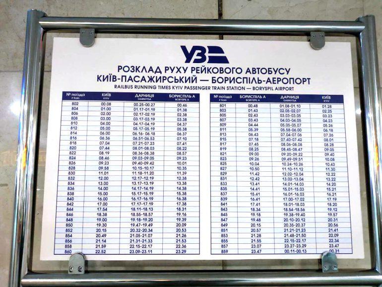 """Kyiv Boryspil Express между ЖД-вокзалом столицы и аэропортом """"Борисполь"""" запущен официально"""