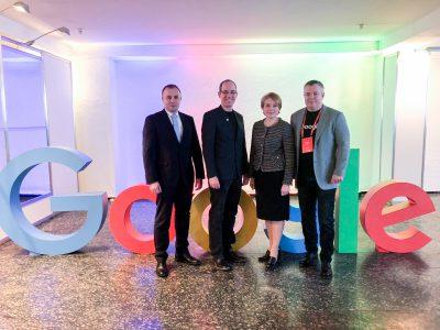 Министерство образования и компания Google будут вместе внедрять цифровые технологии в образовательный процесс, а в 2019 планируют провести большую международную конференцию в Украине
