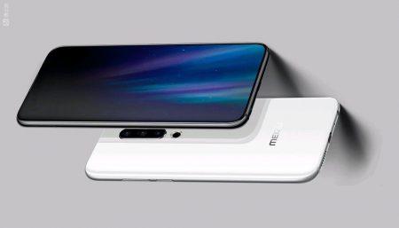 Флагманский смартфон Meizu 16s показался на качественном рендере