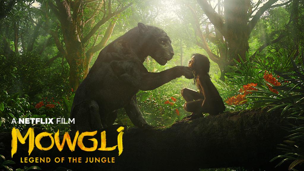 Новый постер итрейлер «Маугли»