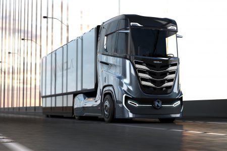 Nikola Motor представила свой третий водородно-электрический грузовик Nikola Tre, предназначенный специально для европейского рынка