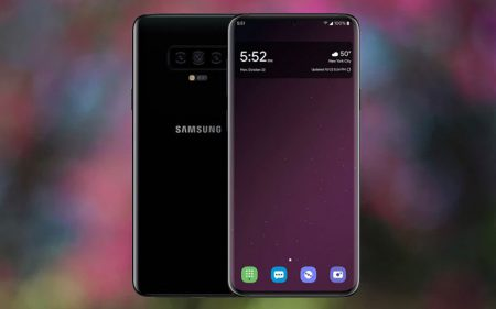 The Samsung Galaxy S10 version 5G receive 12 GB of & # 39; RAM capacity and & # 39; storage & # 39; 1 TB