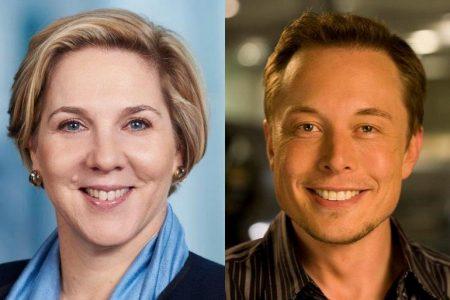 Новым председателем совета директоров Tesla вместо Илона Маска станет бывшая финдиректор австралийского телеком-гиганта Telstra Робин Денхольм