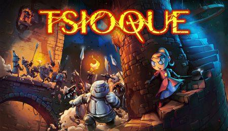 Tsioque: приключения пленённой принцессы
