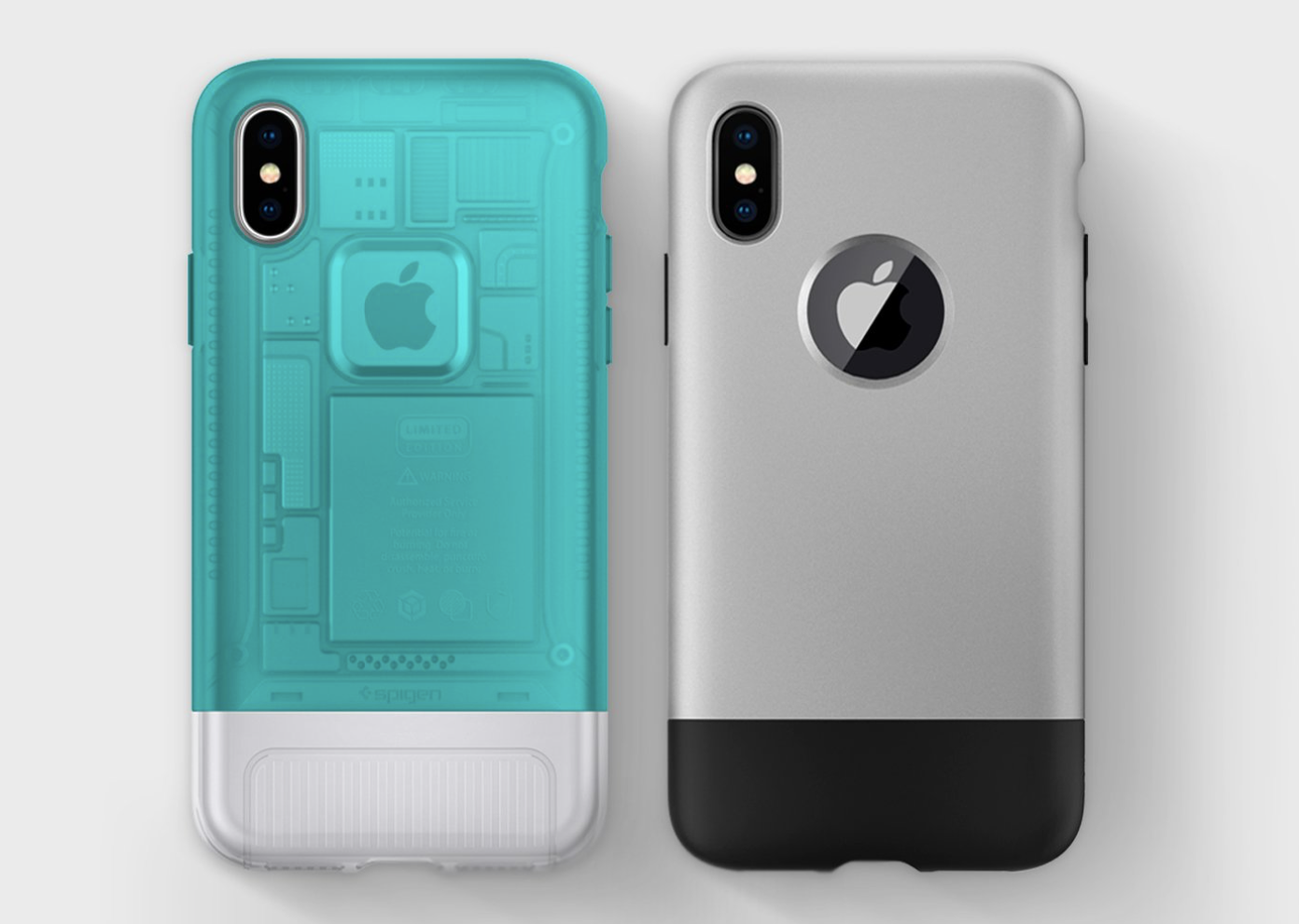 Чехол Spigen Classic One — для тех, кто помнит дизайн первого iPhone