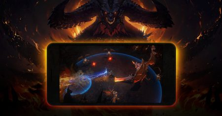 Представлена мобильная игра Diablo Immortal