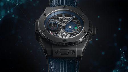 Новые роскошные часы Hublot стоимостью $25 тыс. можно купить только за Bitcoin и только после проверки легальности средств