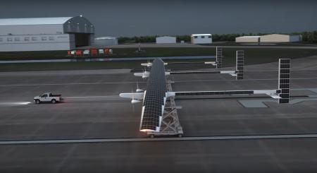 Самолёт Boeing на солнечных батареях, предназначенный для климатических исследований, отправится в первый полёт в 2019 году