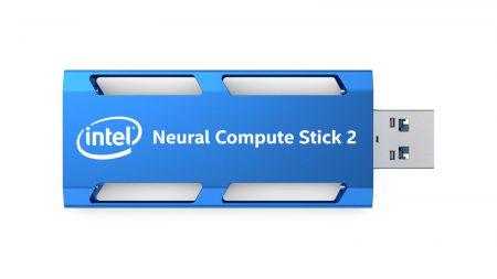 Intel Neural Compute Stick 2 – нейронная сеть размером с флэшку за $100