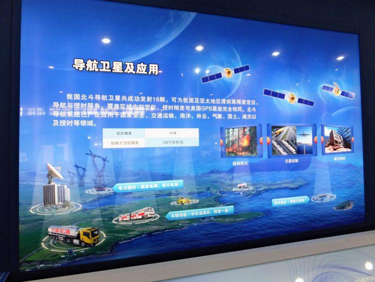 Разработка китайской системы спутниковой навигации BeiDou подходит к концу