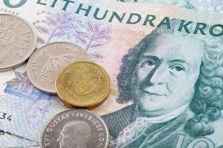Центробанк Швеции: «В экономике Швеции остался всего 1% наличных денег»