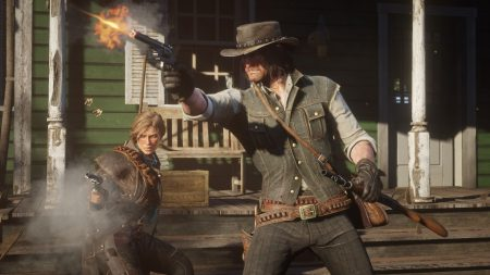 YouTube считает убийство NPC суфражистки в Red Dead Redemption 2 «демонстрацией насилия»