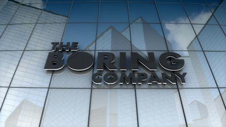 The Boring Company пробурила свой первый тоннель