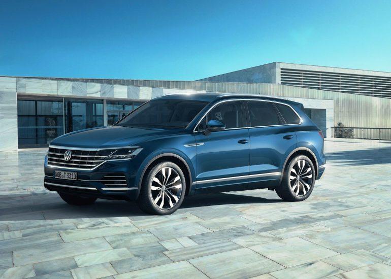 Тест-драйв Volkswagen Touareg: техно-лидер класса! Но вопрос – какого?