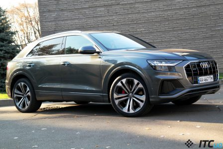 Тест-драйв Audi Q8: лучший автомобиль 2018 года?