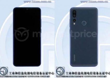 Смартфон Lenovo Z5s получил круглое отверстие в дисплее вместо традиционного выреза