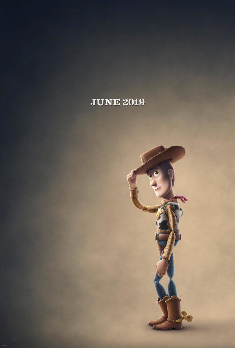 """Disney выложила первый тизер-трейлер мультфильма Toy Story 4 / """"История игрушек 4"""", премьера назначена на 21 июня 2019 года"""