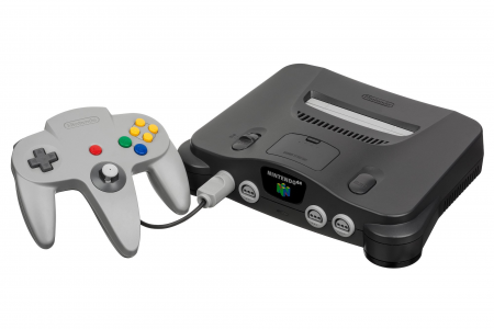 Nintendo не планирует выпускать игровую консоль Nintendo 64 Classic