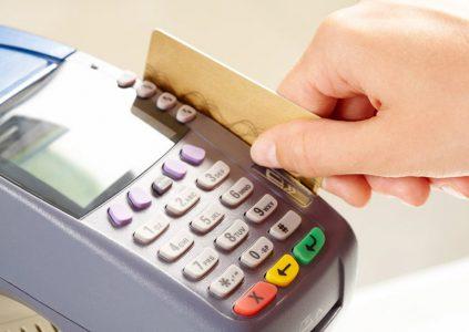 В «Черную пятницу» через терминалы «ПриватБанка» украинцы заплатили картами в 10 раз больше обычного