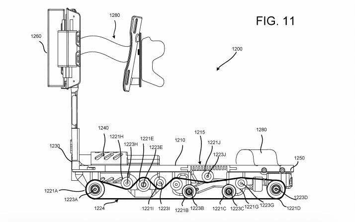 Google патентует ботинки для виртуальной реальности
