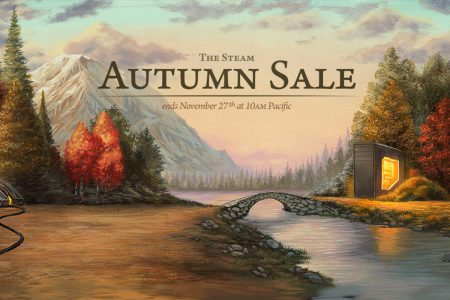 Autumn sale began with Steam, voted for the Steam Awards 2018