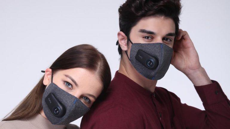 Производитель пылесосов Dyson может выпустить носимый очиститель воздуха со встроенными наушниками