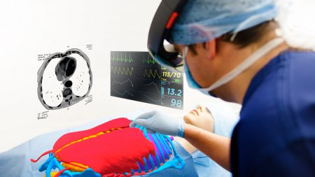 Европейские ученые снабдят хирургов «AR-навигаторами»