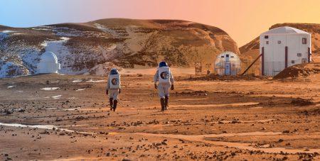 «Идея колонизировать Марс в ближайшей перспективе — полная чушь»
