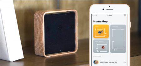 Стартап Cherry Labs представил устройство для пожилых людей, которое будет «бить тревогу», если зафиксирует падение человека