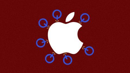 Китай заблокировал продажи ряда моделей iPhone из-за нарушения двух патентов Qualcomm