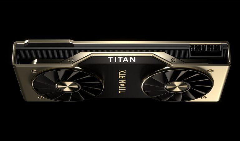 NVIDIA выпустила видеокарту TITAN RTX с 24 ГБ памяти и ценой $2499